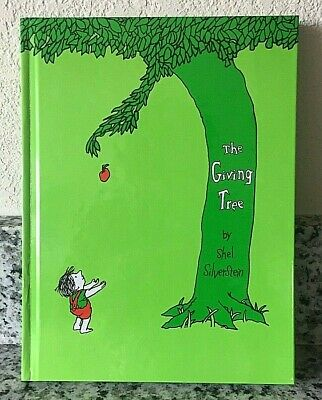 £8 • Buy The Giving Tree By Shel Silverstein (1997 HC)