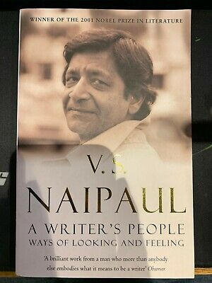 £50 • Buy V.s. Naipaul A Writer's People