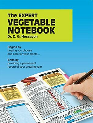 £1.99 • Buy (Good)-The Expert  Vegetable Notebook: Begins By Helping You Choose And Care For