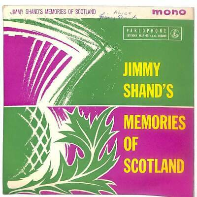 £4.99 • Buy Jimmy Shand And His Band - Jimmy Shands Memories Of Scotland - 7  Vinyl Record
