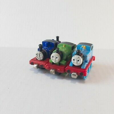 £8.65 • Buy Mighty Mac, Thomas, Percy Lot - Retired Take Along Play Thomas And Friends - GUC