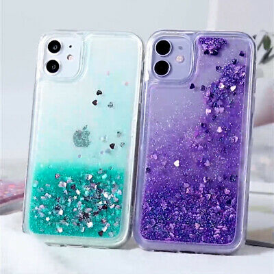 AU9.46 • Buy Case For IPhone 8 7 6 6S Plus 5 12 11 Pro X XR XS Max Soft Bling Quicksand Cover