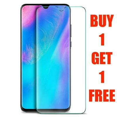 £0.99 • Buy Tempered Glass Screen Protector For Huawei PSmart 2019 P20 P30 P40 Lite Pro
