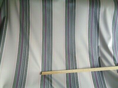 £25 • Buy Fabric----140 Cm Wide Striped Wool £25 For 5 Metres Or £5 Metre