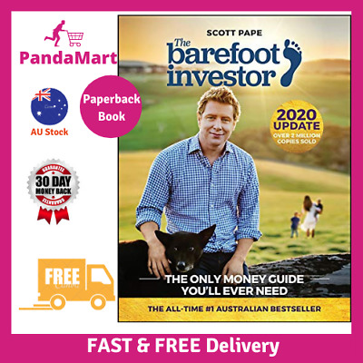 AU22.89 • Buy The Barefoot Investor 2020 Update: The Only Money Guide You'll Ever Need