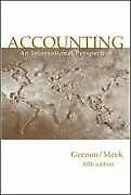 £3.70 • Buy Accounting: An International Perspective (McGraw-Hill International Editions:.