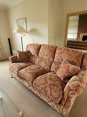 £1300 • Buy Parker Knoll 3 Seater Sofa And 2 Chairs