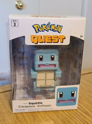 $14.35 • Buy New/sealed Pokemon Quest Squirtle Series 2 Figure Limited Edition Pokémon