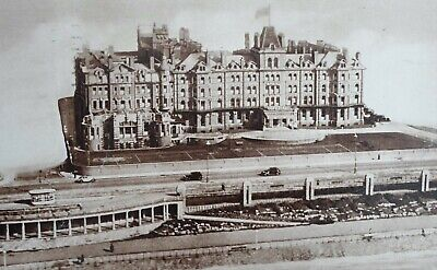 £1.25 • Buy BLACKPOOL - Imperial Hotel  - Posted 1953  - Postcard