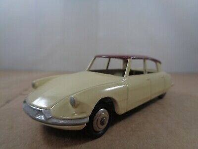 £11.99 • Buy French Dinky No.24C Citroen DS19 In Cream - Restored Model.Vintage Diecast