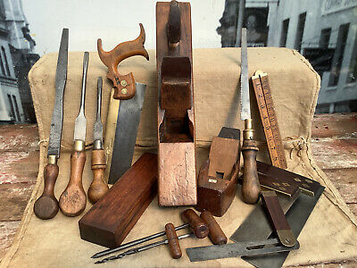 £65 • Buy Collection Of Old Carpentry Tools Mxd Job Lot
