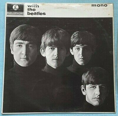 £17.99 • Buy The Beatles  With The Beatles PMC 1206 Mono