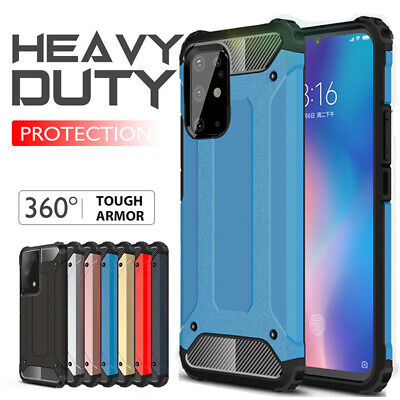 AU11.99 • Buy For Samsung Galaxy S21 S20 FE Ultra S10 S9 Plus Case Shockproof Heavy Duty Cover
