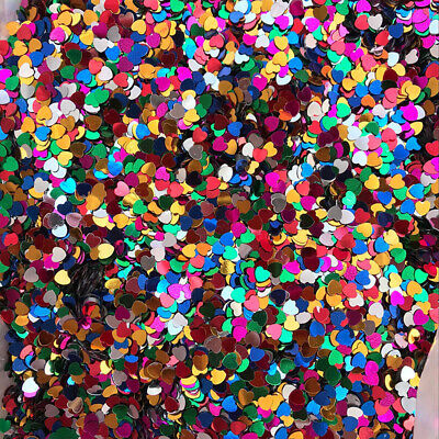 £2.69 • Buy Colorful Stars Moon Table Confetti Engagement Wedding Birthday Party Decoration