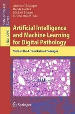 £50.29 • Buy Artificial Intelligence And Machine Learning For Digital Pathol... 9783030504014