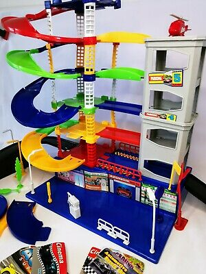 £15.95 • Buy Super City Toy Carpark Garage - Selling As Parts & Spares Almost Complete