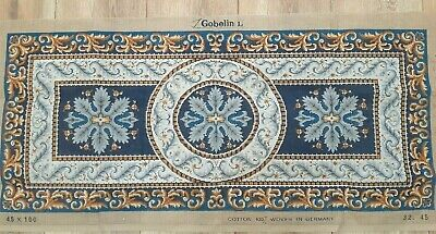 £2.60 • Buy Large Gobelin Printed Tapestry Canvas Design Area 90 X 37cms.