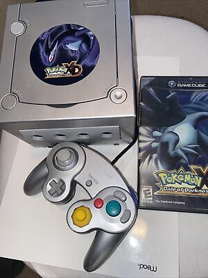 $260 • Buy Pokemon XD: Gale Of Darkness Limited Edition Gamecube Console Bundle W/Game