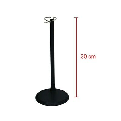 £4.89 • Buy Adjustable Doll Stand For 14-18Inch Girl Dolls Show Doll Holder Black White#sox