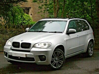 £15689 • Buy Bmw X5 3.0d Auto M Sport 7 Seater Panroof 2 X Tv's Paddle Shift Folding Mirrors!