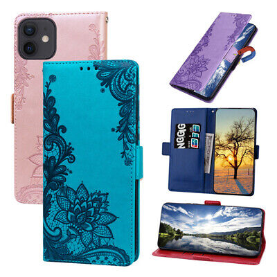 AU12.39 • Buy Magnetic Leather Case For IPhone 6 6s 7 8 Plus X XR XS 11 12 Pro Max Back Cover