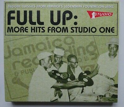 £11.99 • Buy FULL UP More Hits From Studio One - Heartbeat CD (2006) Culture/Burning Spear