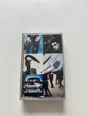 £1.49 • Buy U2 ACHTUNG BABY CASSETTE 1991 ! In Very Good Condition
