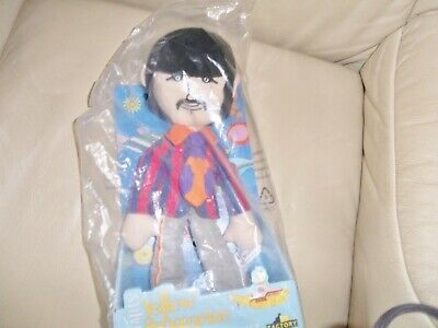£35.99 • Buy The Beatles Yellow Submarine Ringo Plush Doll Made By Factory Boed And Bagged