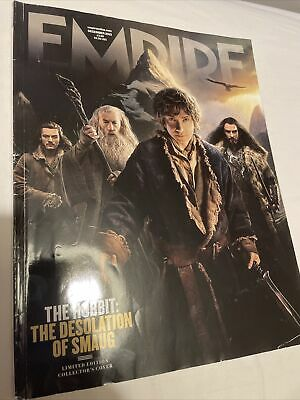£0.99 • Buy EMPIRE December 2013 The Hobbit:The Desolation Of Smaug LIMITED COVER