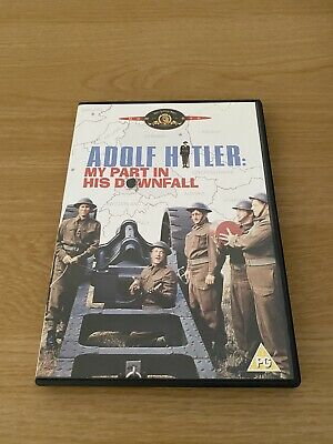 £9.99 • Buy Adolf Hitler My Part In His Downfall DVD Spike Milligan