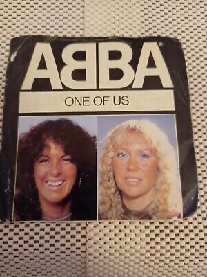 £9.99 • Buy Abba Vinyl Signed By Two Members Of The Band