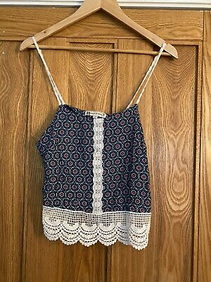 £0.99 • Buy Hearts & Bows Ladies Top Size 10