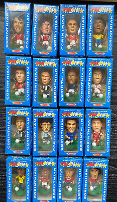 £59.99 • Buy Corinthians MicroStars Series 4,5 28 Figures Compleat Unopened! Ronaldo And More