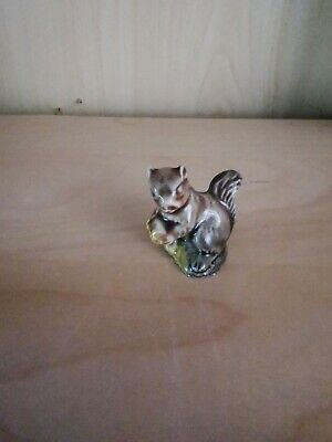 £1.50 • Buy Wade Whimsies Collectable Squirrel