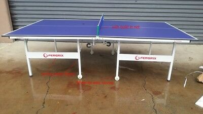 AU349 • Buy New Pro Table Tennis/Ping Pong Table & Net Sp-b18