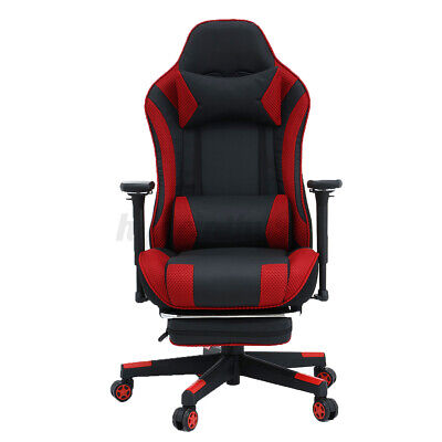 AU119.91 • Buy BlitzWolf Gaming Chair Office Computer Chairs Executive Footrest Recliner 180kg