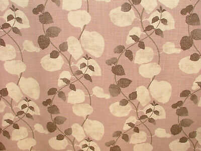 £5.19 • Buy 13 Metres Romo Foxley Waterlily Linen Blend Fabric Curtain Upholstery Cushion