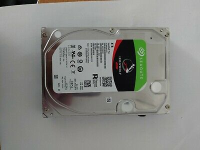 View Details Seagate IronWolf Pro (7200RPM, 3.5-inch, 256MB Cache) 8TB Internal Hard Drive - • 180£