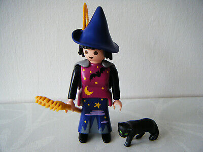 £3.99 • Buy PLAYMOBIL 4550 MIDNIGHT WITCH Figure & Accessories