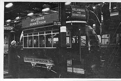 £0.85 • Buy 4 Photo's Various Glasgow Corporation Trams