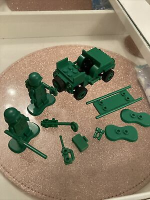 £4.99 • Buy Lego 7595 Toy Story Army Men On Patrol - Spares (Collectable )