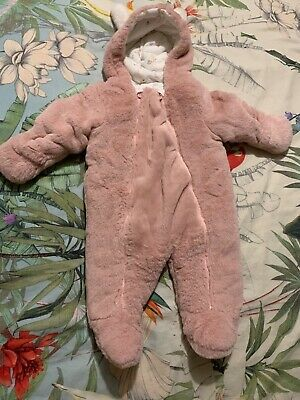 £4 • Buy Baby Pramsuit, 0-3M, New Without Tags