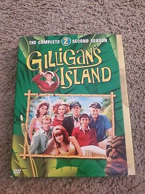 £2.18 • Buy Gilligans Island - The Complete Second Season (DVD, 2005, 3-Disc Set)