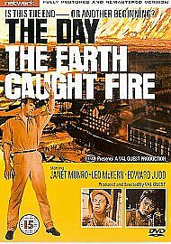 £3.99 • Buy The Day The Earth Caught Fire DVD - British 1961 Thriller