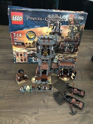 £95 • Buy Lego Pirates Of The Caribbean, Set 4194, Whitecap Bay, Boxed 100% Complete.