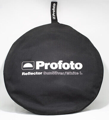 £19.06 • Buy Profoto 47 In. Collapsible Reflector White & Silver L@@K NO~RESERVE
