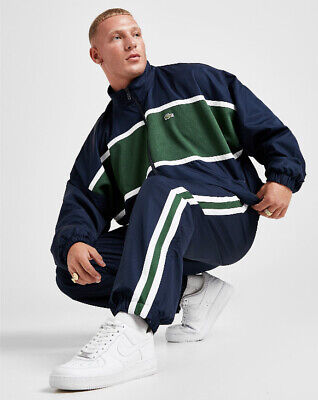 £105 • Buy Lacoste Panel Tracksuit In LARGE- BRAND NEW SEALED - £190 RRP