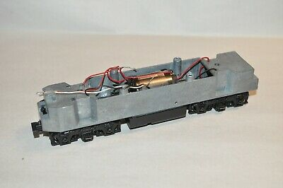 £4.39 • Buy HO Scale PARTS Bachmann EMD F7A Locomotive Chassis Frame Trucks Motor Drive