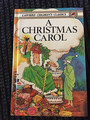 £0.99 • Buy Vintage Ladybird Childrens Classic A Christmas Carol Book Series 740 1st Edition