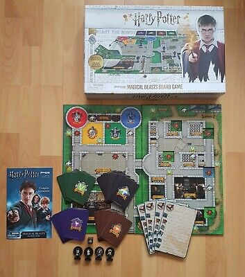 £9.99 • Buy Harry Potter Magical Beasts Board Game Complete